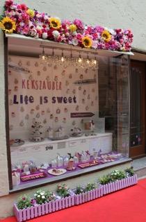 Das Leben kann auf jeden Fall mit Keksen aus dem kleinen Laden in der Altstadt versüßt werden!