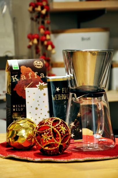 Bei Gut & Schön gibt es auch Kaffeebrüher in verschiedenen Varianten