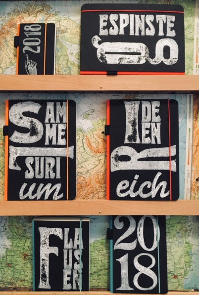 Diese Notizbücher und Kalender bieten viel Platz für Termine, Ideen und vieles mehr.
