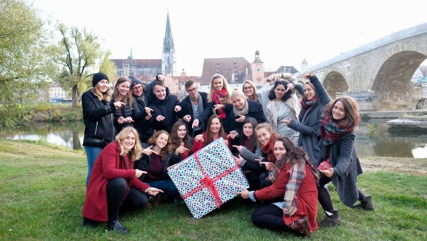 Geschenke aus Regensburg Team