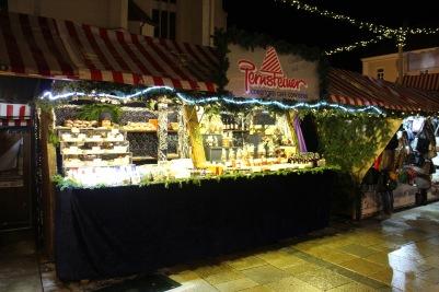 """""""Die Konditorei auf dem Regensburger Weihnachtsmarkt am Neupfarrplatz"""""""