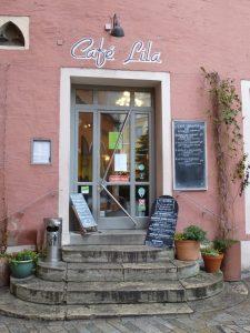 Einen Kaffee aus fairem Handel, ein biologischer Tee-findet man nicht überall in Regensburg!