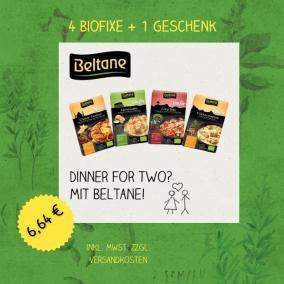 Beltane Dinner für 2 Kampi 2
